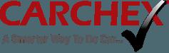 CARCHEX Logo with 'A Smarter Way To Do Car...' slogan.