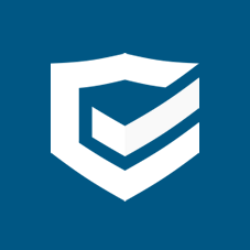 A brand icon for CarShield, the broker that sells CarShield vehicle service contracts.